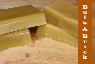 Raw Beeswax In Bulk And Brick